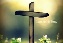 Crosses / I like the symbol of the cross because of what it means for those who call on the name of Jesus Christ to be saved.