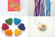 Etsy Finds & Treasuries