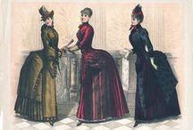Victorian - vintage / Historical inspiration