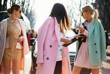'Fashion is instant language.' Miuccia Prada