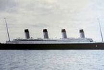 A Titanic Disaster! / All about the Titanic Disaster / by Michele Spinale
