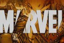 Marvel / by Sabrina Benker