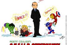 Avengers / The Avengers!