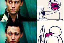 Loki / Because who isn't in love, I mean c'mon for God sake it's Loki!!