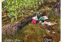 Garden Decor Secondlife / Lot romance for your garden #secondlife #mesh #chezmoi #furnitures #garden