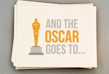 "FEBRUARY - ""And the Oscar goes to..."" / Oscars, Movies, Films, Actors... Hollywood  / by Martinho Vasconcelos"