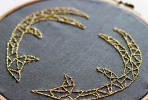Embroidery / Beautiful stitching