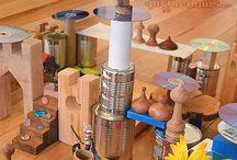 bygg-och konstruktion i förskolan /
