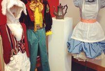 Wardrobe Displays