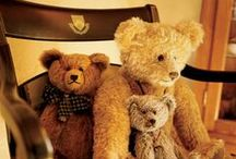 Ours~Teddy Bear / #TeddyBear #teddy_bear #jouet #doudou #our #nounours #douceur #tendresse #teddies
