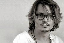 Johnny Depp / I am a huge fan of Johnny Depp ♥. I've seen all his movies!!