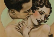 La pareja en el arte 1 / by concepcion vic