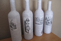 Bottles 1-Botellas / by concepcion vic