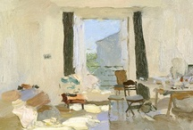 Painted Rooms Are Bonnie / by Maude Gonne