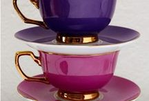 Tea Time - ecclectic teatime collections