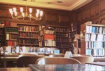 BIBLIOTECAS / No hay que morir para llegar al paraíso. Sólo basta con entrar a una buena biblioteca.
