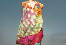 Tissu & couture / Ce que j'aimerais mettre ou faire en couture