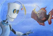 robots / Domo Arigato!