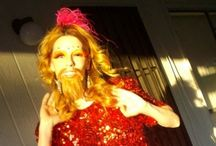 A bearded lady you say.... / by Sue Nolan