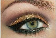 Maquillage baladi - Make-up belly dance