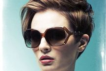 Short Hair Styles / Inspiration for a new look