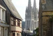 France / Travel outside of Paris including chateau, castles, cathedrals, and small villages and towns / by Floyd Frisch