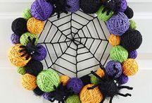 Hokus Pokus / Halloween decorating and craft ideas!