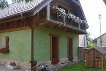 staré dřevo / staré dřevo v interiéru a exteriéru