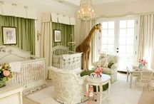 Nursery Dream Rooms / by Suzanne Myers