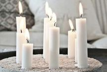 Candles for Decor / Candles for Decoration
