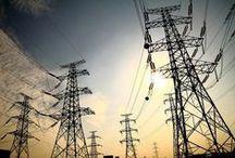 Eletricidade / Imagens incríveis do setor elétrico
