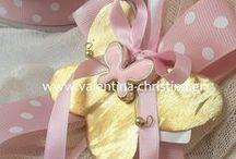Μπομπονιέρες βάπτισης για κορίτσι / Μοναδικές ελληνικές δημιουργίες φτιαγμένα με φίνα υλικά για να κάνετε μια εντυπωσιακή βάπτιση!!πρωτότυπες μπομπονιέρες βάπτισης,χειροποίητες μπομπονιέρες βάπτισης!!υπέροχα σχέδια και χρώματα άψογα δεμένα σε κάθε θέμα που εσείς θα επιλέξετε!!