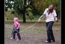 The Zombie's Are Coming / Zombie Walk of Alexandria is a fun filled event benefiting local charities yearly.  Come as a Zombie or a Survivor to chase the Zombie though our streets.  Here's how to get your family together to join the fun!