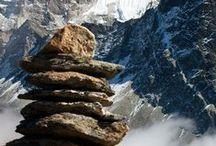 Montagnes du monde