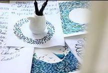 poster \ афиша / #Watercolor #poster #афиша #акварель #море #фотограф #иллюстрация #illustration #calligraphy #alla.s
