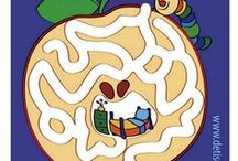 mazes for kids ☺