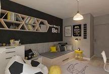 « Teenage bedroom »