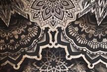 Tattoo Ideas / Mostly Mandalas and Thomas Hoopers tattoo designs