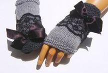 Crochet MITTENS, GLOVES