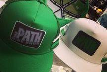 The Path Bike Shop Logo Gear / Represent your favorite local bike shop in style!