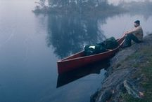 Outdoors / Activities like camping and canoeing or whatever !  :-)