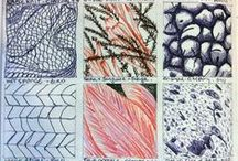 Texture / Introduction to texture Year 8. Revised Year 10.