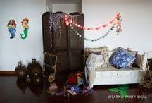 PIRATE & MERMAID - BDAY PARTY BY @TATA'S PARTY IDEAS