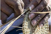 Craft - Basket weaving