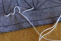 Sew - Hand stiching