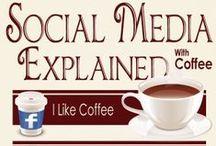 Social Media Humor / Social Media, Internet and Technology Fun!