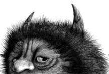 Maurice Sendak + Monsters / Year 8 Unit