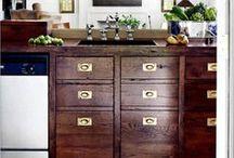 Decor - interior design - kitchen