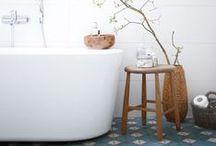 Decor - interior design - bathroom