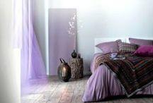 Decor - interior design - bedroom